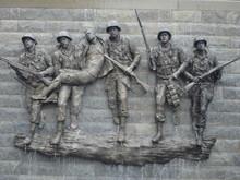 Korean War Memorial In Atlanti...