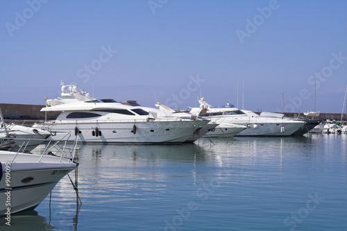 Foto op Plexiglas Water Motor sporten boat