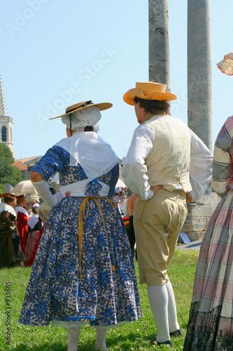 Photo Costumes Provençal