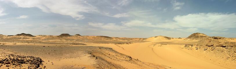 Fototapeta na wymiar désert de libye