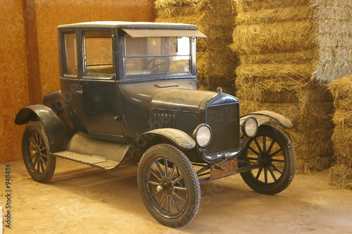 1923 model t Tablou Canvas