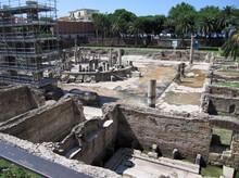 Temple Of Serapis,pozzuoli