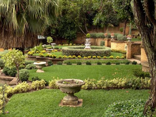 Tablou Canvas garden