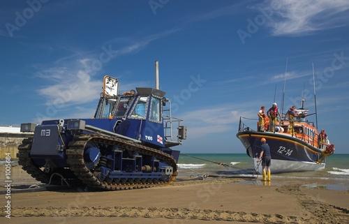 Photo  ramsey lifeboat