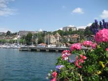 Port De Thonon Les Bains