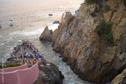 Fotografija  acapulco cliff divers