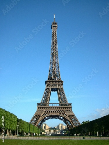 Photo  eifelturm / eifel tower paris