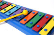 canvas print picture xylophone