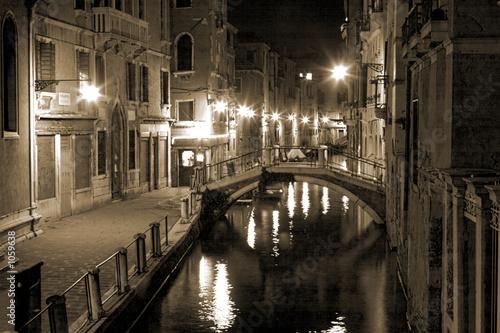 Recess Fitting Venice venice by night