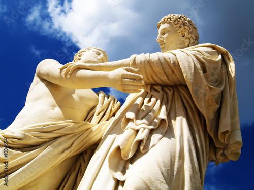 Fényképezés  antique statue