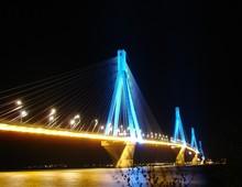 Rio - Antirio Bridge Patra