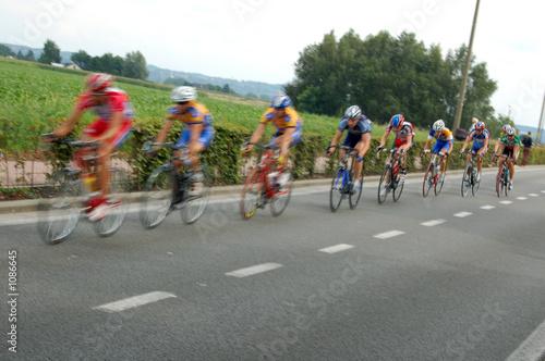 Foto op Aluminium course cycliste