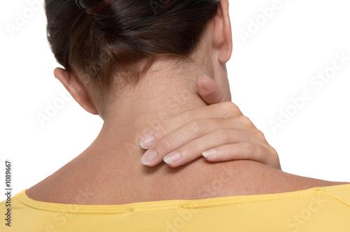 Fotografía  neck pain