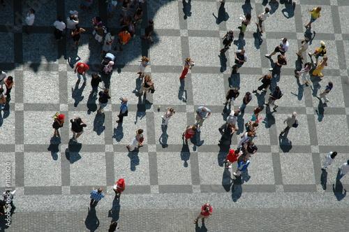 Photo  foule de gens