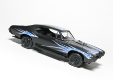 Sporty Model Car