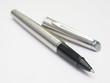 silver pen - uncapped
