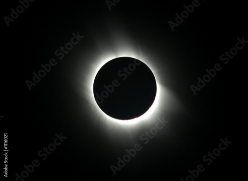 total solar eclipse #1116021