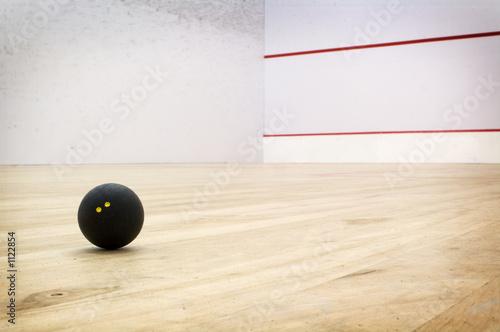 Fotografie, Obraz  squash court