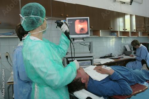 bronchoscopy Tapéta, Fotótapéta
