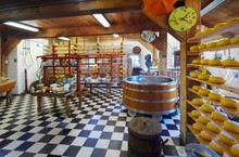 Traditional Cheese Farm