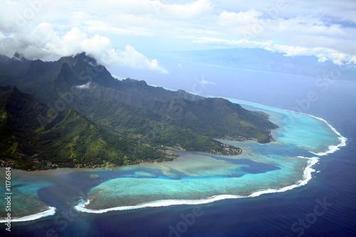 Photo moorea island
