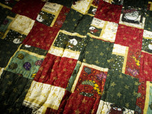 Christmas Quilt 3