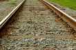 train rails