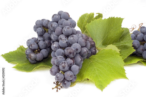 bunch of grape Fotobehang