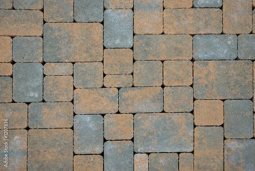 Fototapeta stone pavers 7