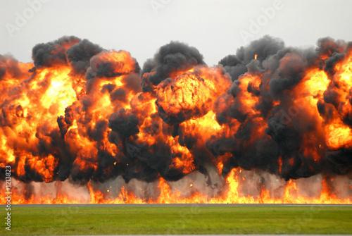Fotografie, Obraz  explosion