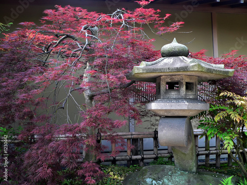 Photo sur Toile Japon japanese garden