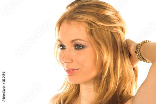 beautiful blondie