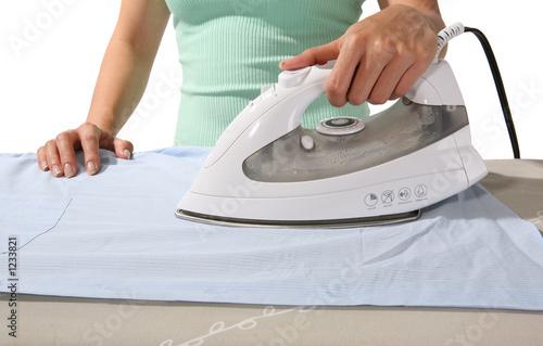Fotografie, Obraz  ironing