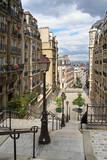 Fototapeta Fototapety Paryż - paris montmartre