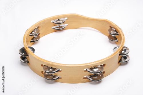 tambourine Fototapeta