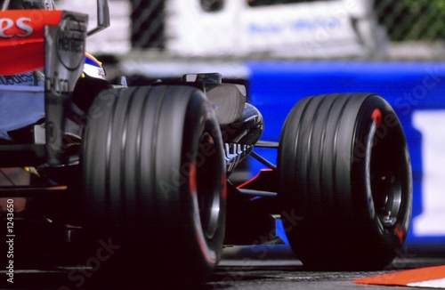 Canvas Prints F1 formule 1 a monaco