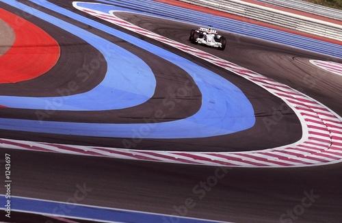Foto op Canvas F1 formule 1 2006