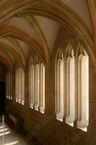 Fényképezés abbey walkway