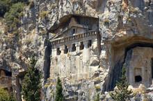 Lykian Rock Tombs
