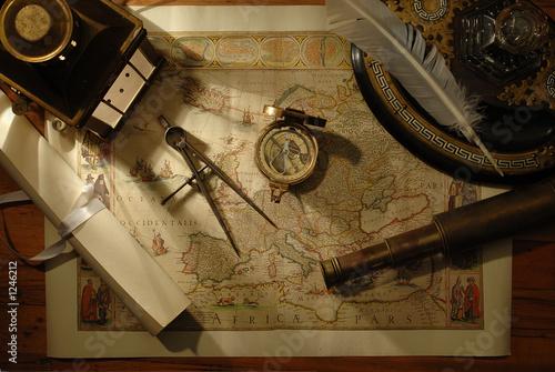 Foto-Rollo - charting the course (von James Steidl)