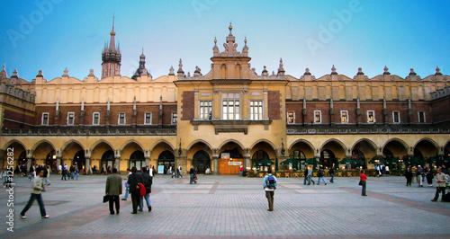 obraz PCV krakow square
