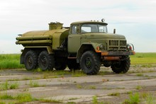 Heavy Refueller Truck