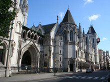 Royal Courts Of Justice, Stran...