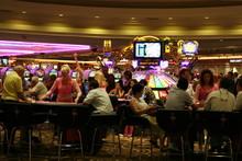 Intérieur D'un Casino