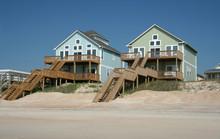 Ocean Front Beach Houses