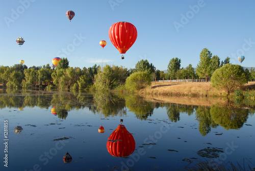 In de dag Ballon balloons