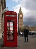 businessman london phone big ben - 1303011