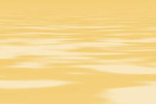 Soft Gold Ripple Background