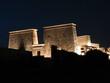 canvas print picture - temple de philae