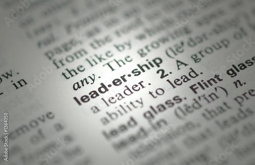 Fotografiet  leadership